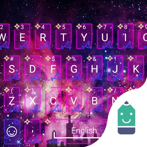 Sparkling Night Theme&Emoji