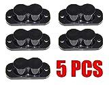 5 Packs of AmeriGun Club Gun Handgun Piostol Magnet
