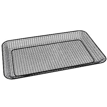 AMT GN - Cesta para fritura (Revestimiento de Lotan, 53 x 33 cm): Amazon.es: Hogar