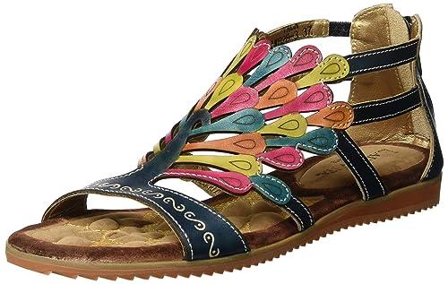 5e461f641e6a Laura Vita Women s Vaca Sandals