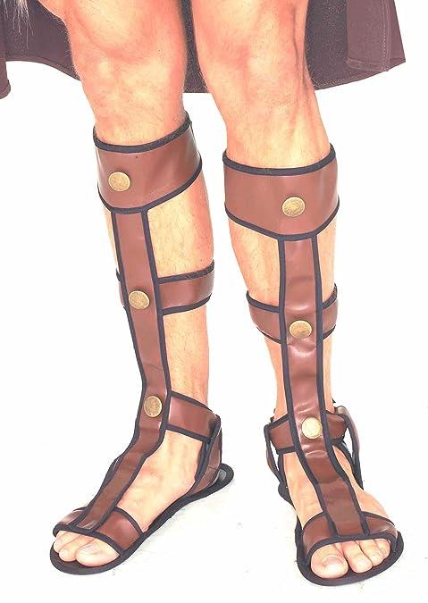 921775717f548 Amazon.com  Forum Novelties Roman Gladiator Sandals