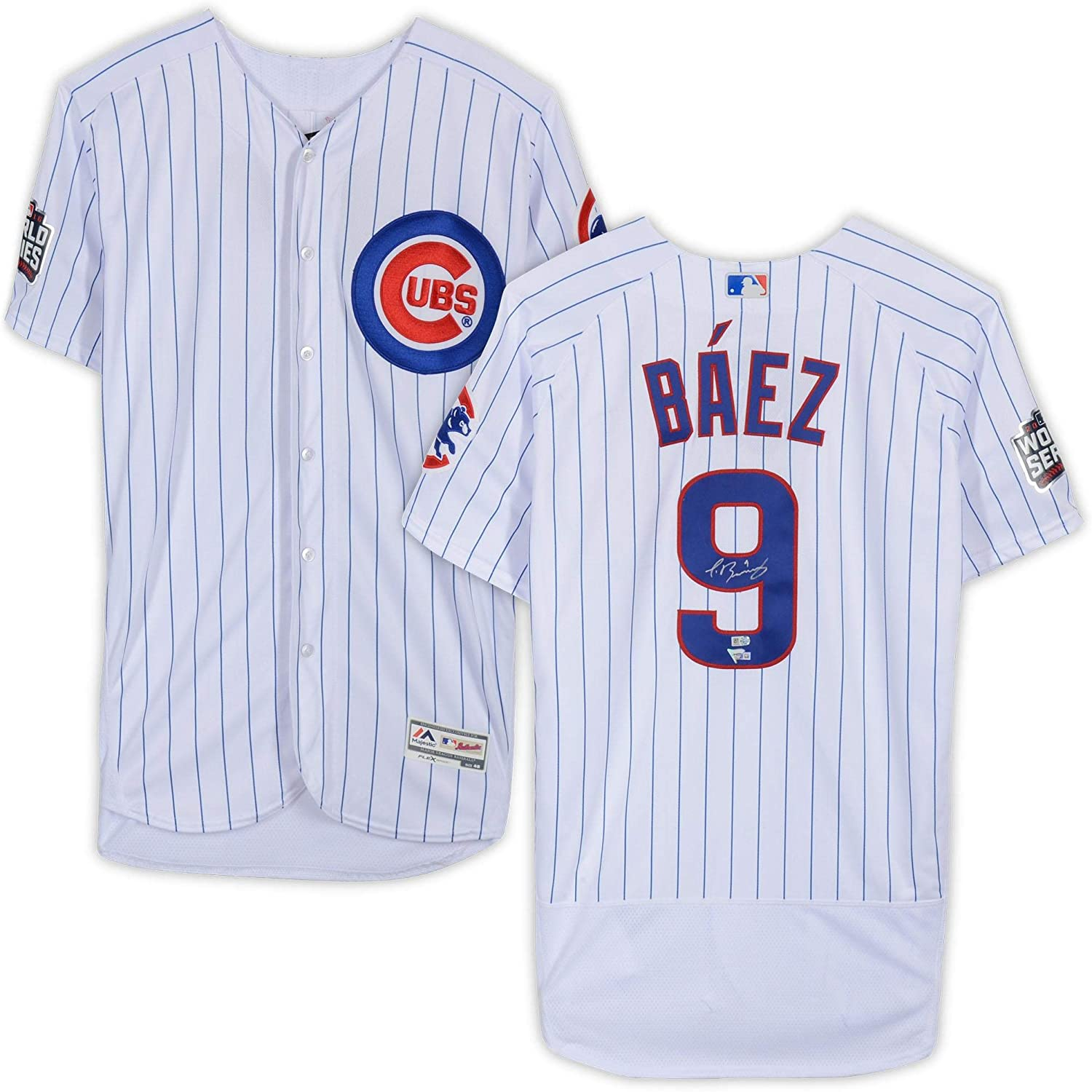 Javier Baez Chicago Cubs 2016 World