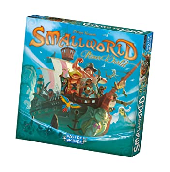 Amazoncom Small World River World Game Toys Games - River game