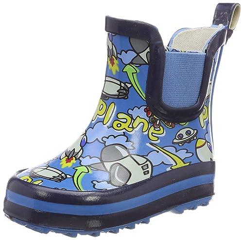 Beck Plane, Botas de Agua para Niños: Amazon.es: Zapatos y ...