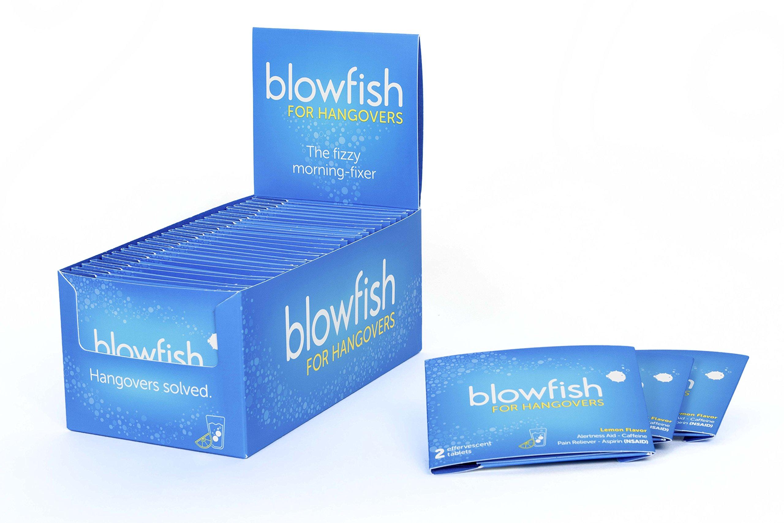 Blowfish for Hangovers - 25 Single Packs