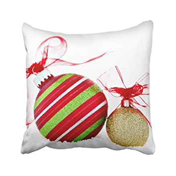 Amazon.com: Shorping Zippered Pillow Covers Pillowcases 16X16 Inch ...