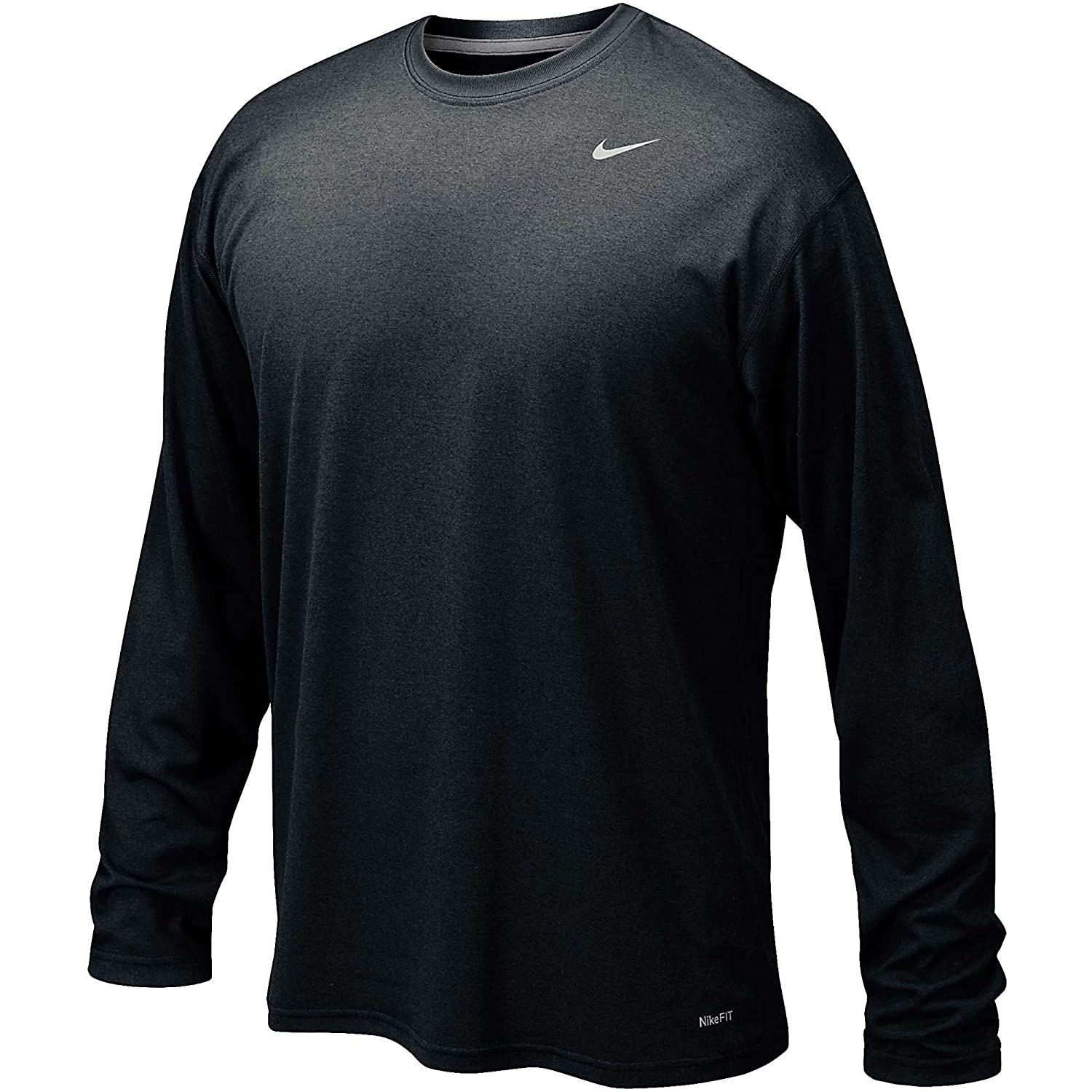 Nike Mens Legend Long Sleeve Tee, Black, XL: Amazon.es: Ropa y accesorios