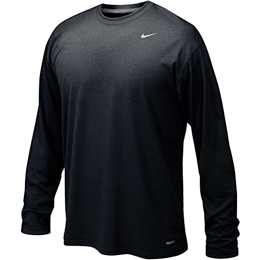 NIKE Men s Legend Long Sleeve Tee at Amazon Men s Clothing store  Athletic  Shirts 68c55570f37b