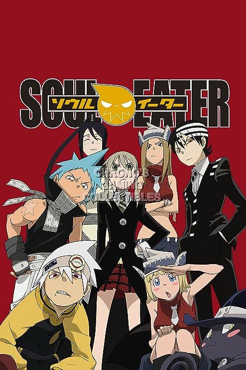 cgc huge poster glossy finish soul eater anime poster s ru t ani162 16 x 24 41cm x 61cm