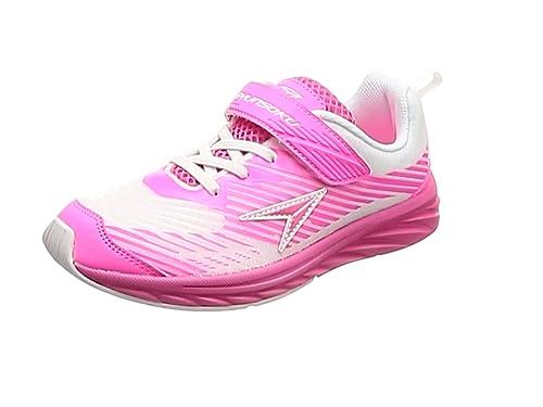 d4419f3b36026 [シュンソク] 運動靴 通学履き 瞬足 幅広 厚底 衝撃吸収 19~24.5 ... - Amazon