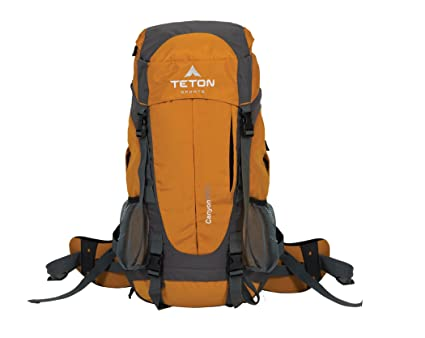TETON Sports Canyon 2100 Backpack Perfect for Entry-Level Canyoneering –  Not Your Basic Backpack 3a6479222d307