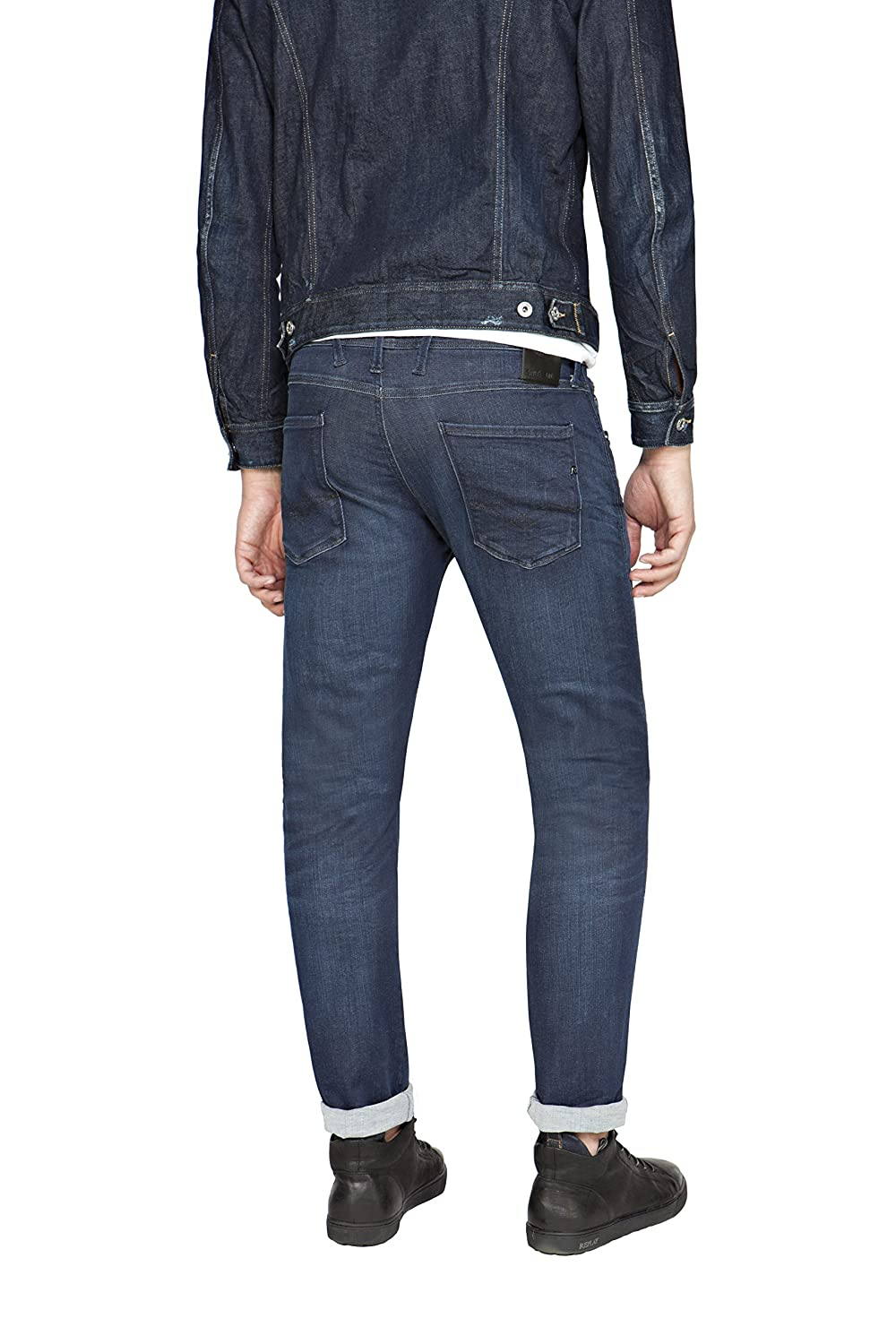 d11cd919583 Replay Men s Anbass Slim Jeans  Amazon.co.uk  Clothing