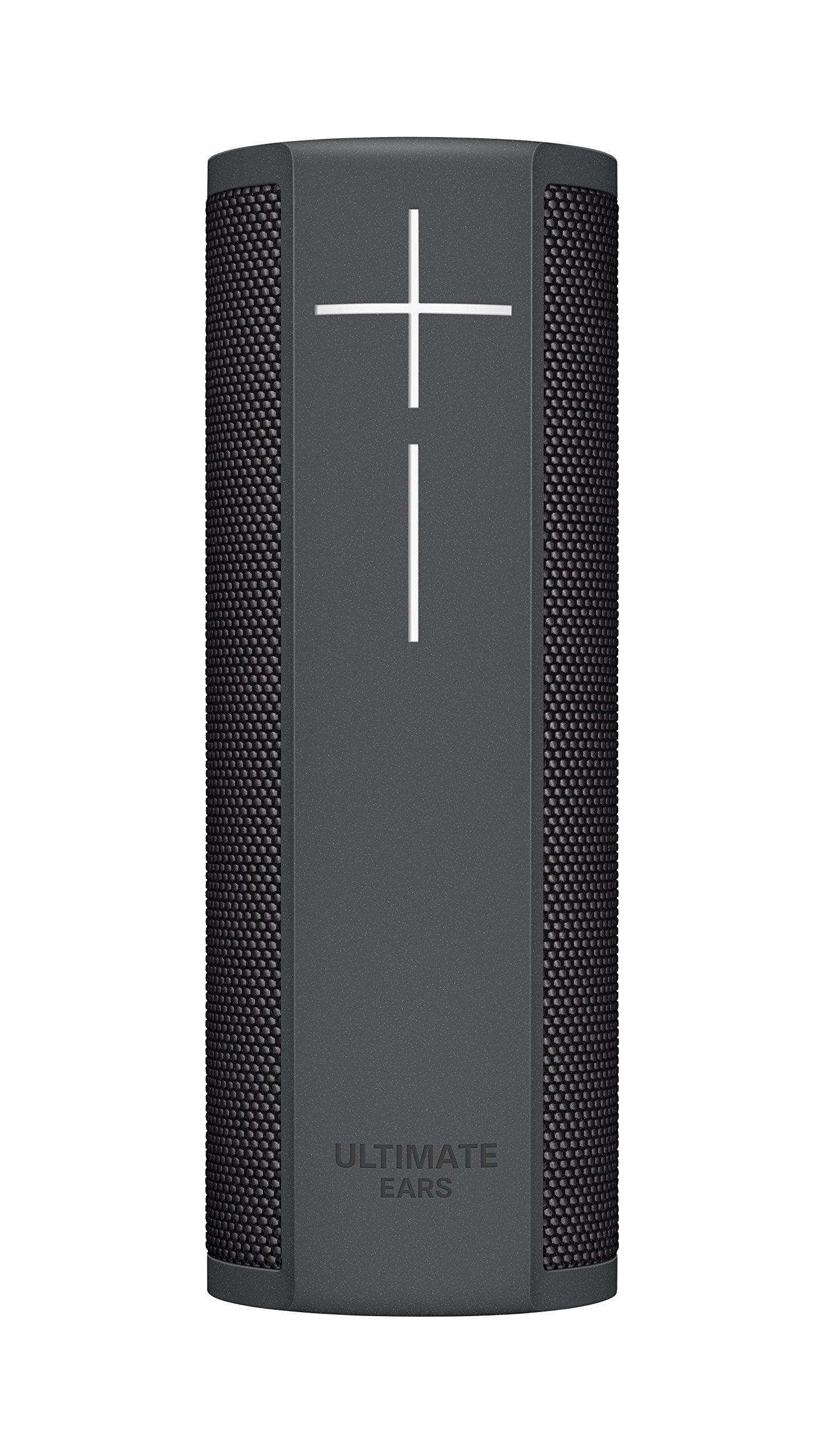 Ultimate Ears BLAST Portable Wi-Fi / Bluetooth Speaker with hands-free Amazon Alexa voice control (waterproof) - Graphite Black