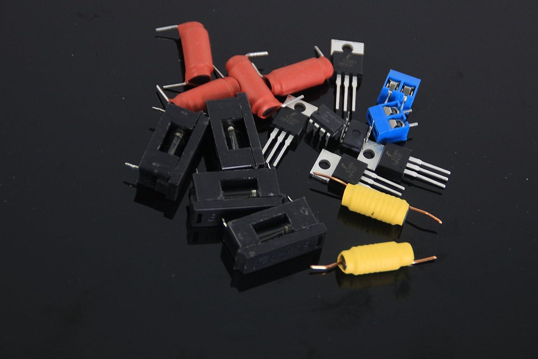 Nobsound QUAD405 amplificador 2.0 canales estéreo de alta fidelidad audio Hifi amplificador-Kit DIY Kit: Amazon.es: Electrónica