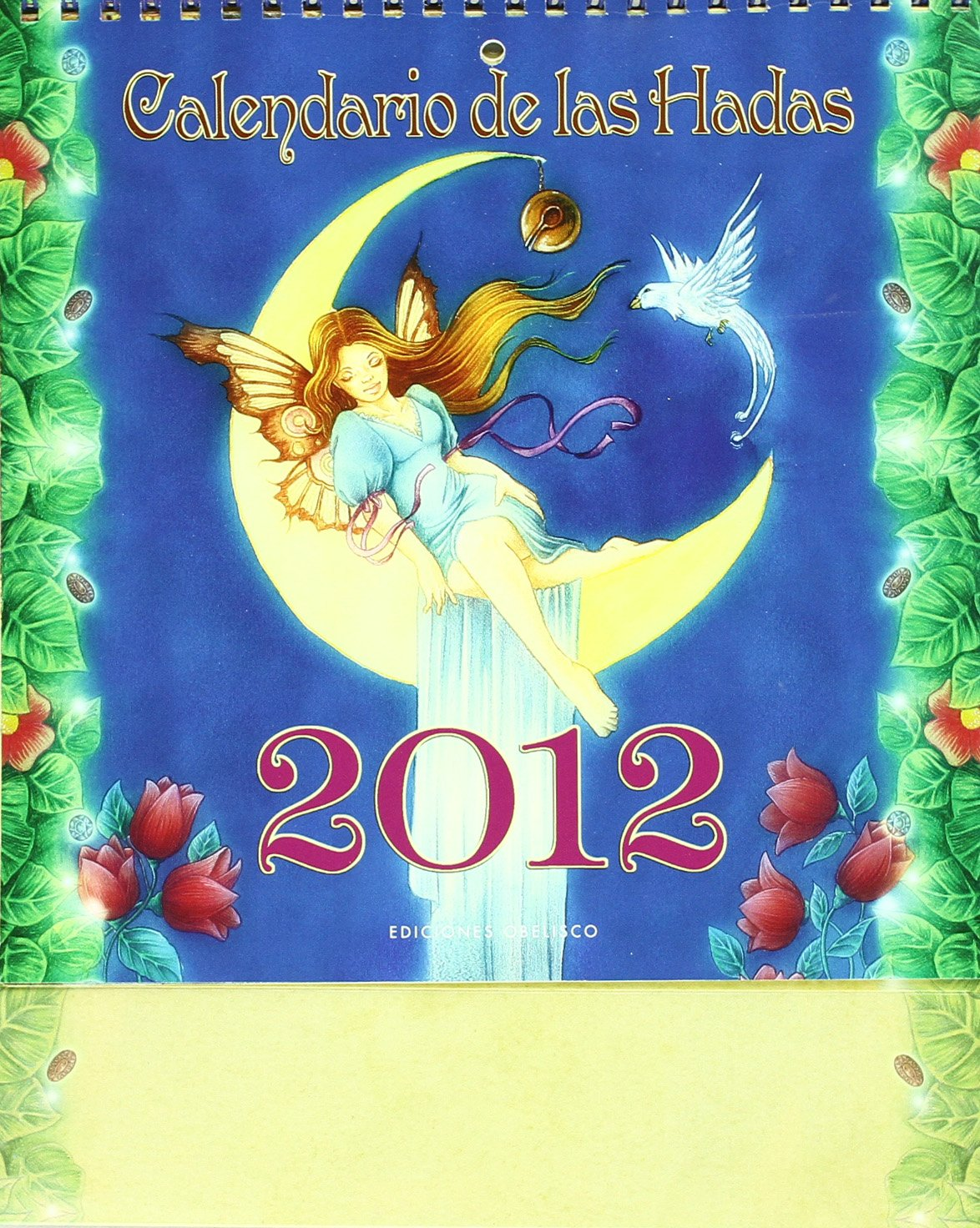 Calendario de las hadas 2012 (Spanish Edition): AA.VV ...