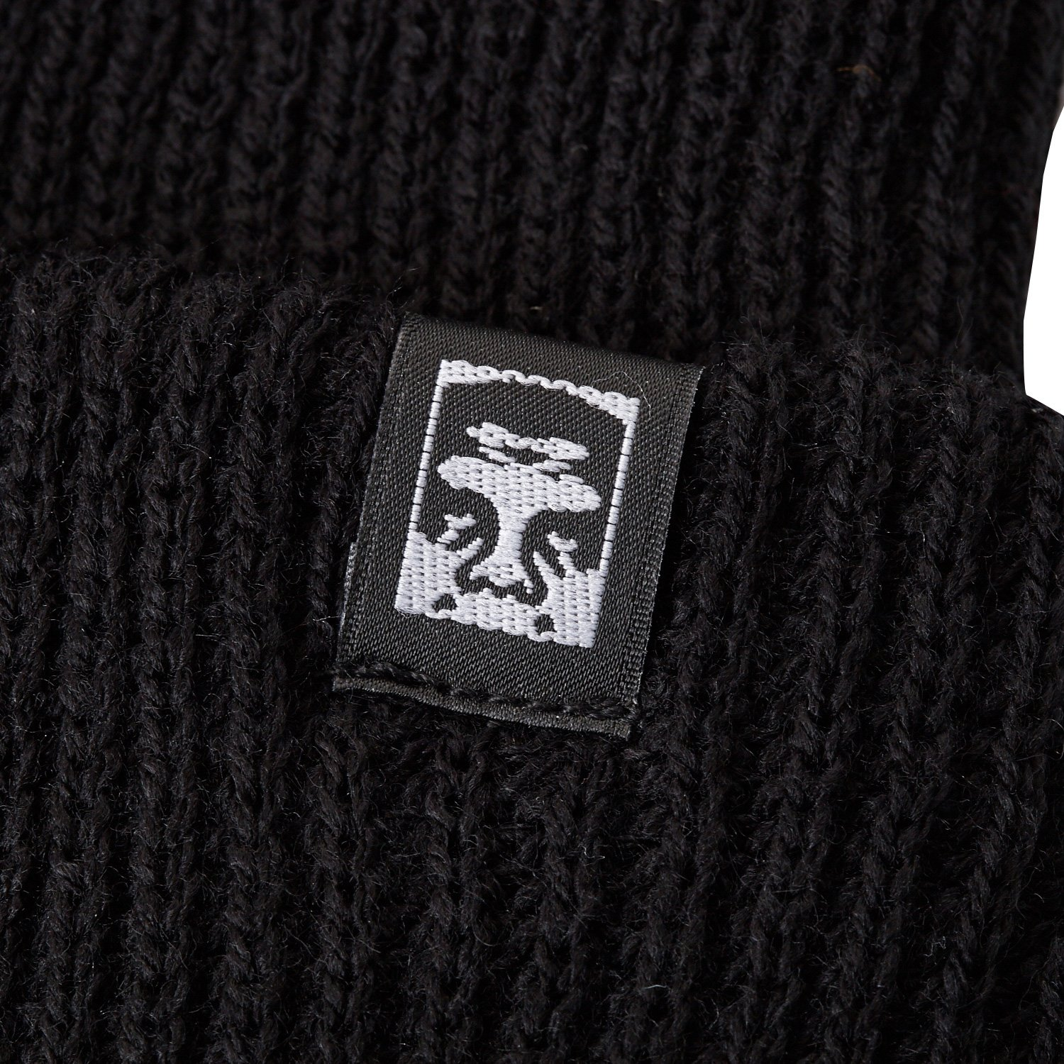91597d2c1 Obey Mens Ruger 89 Beanie Black One Size OBEY Apparel 100030086