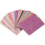 Polaroid Colorful, Fun & Decorative Photo Border Stickers For 3x4 Photo Paper Projects (POP) - Pack of 100