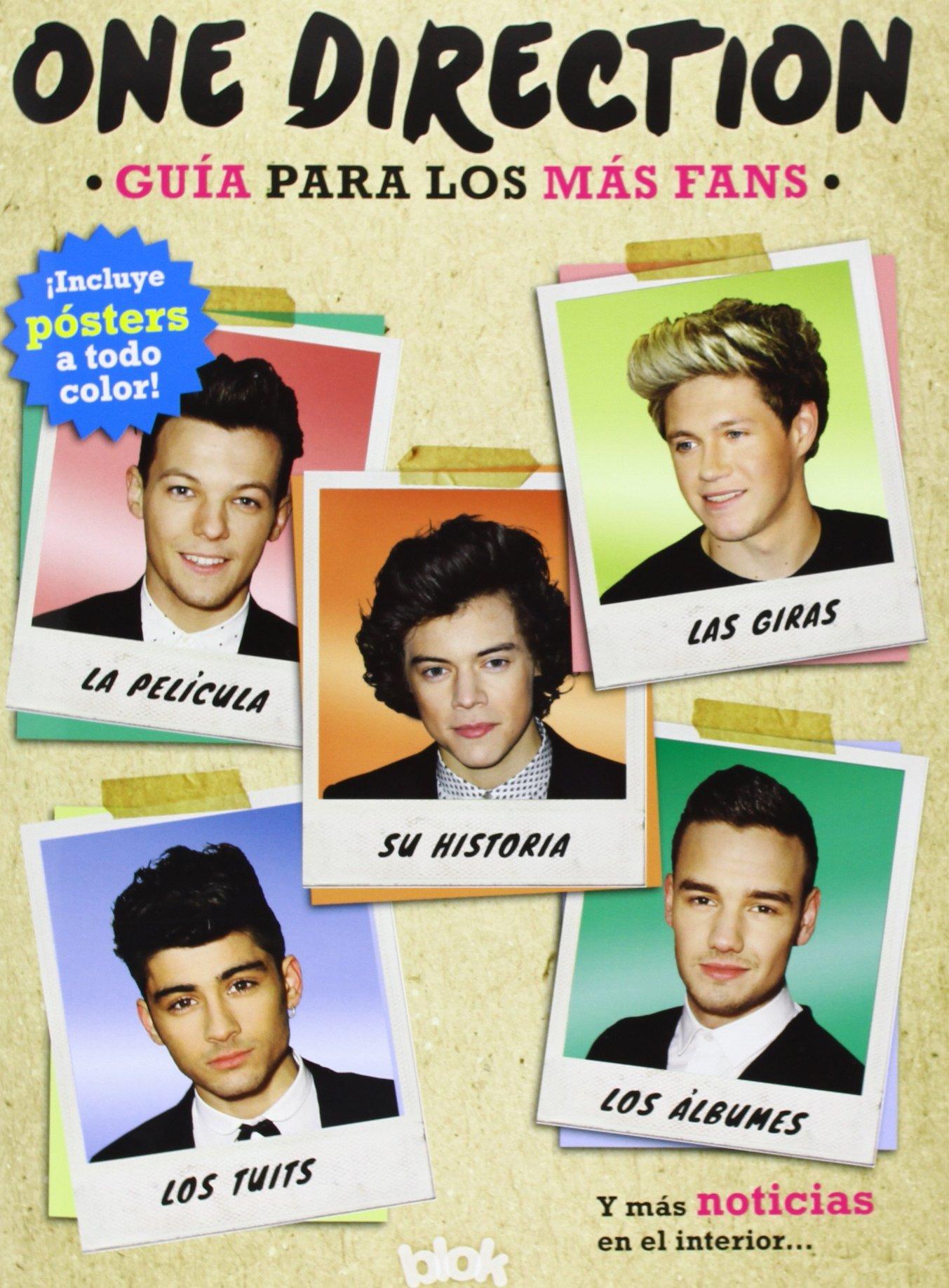 Read Online One Direction. Guia para los mas fans (Spanish Edition) pdf epub