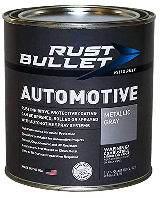 RUST BULLET Automotive - Rust Preventive Protective Coating
