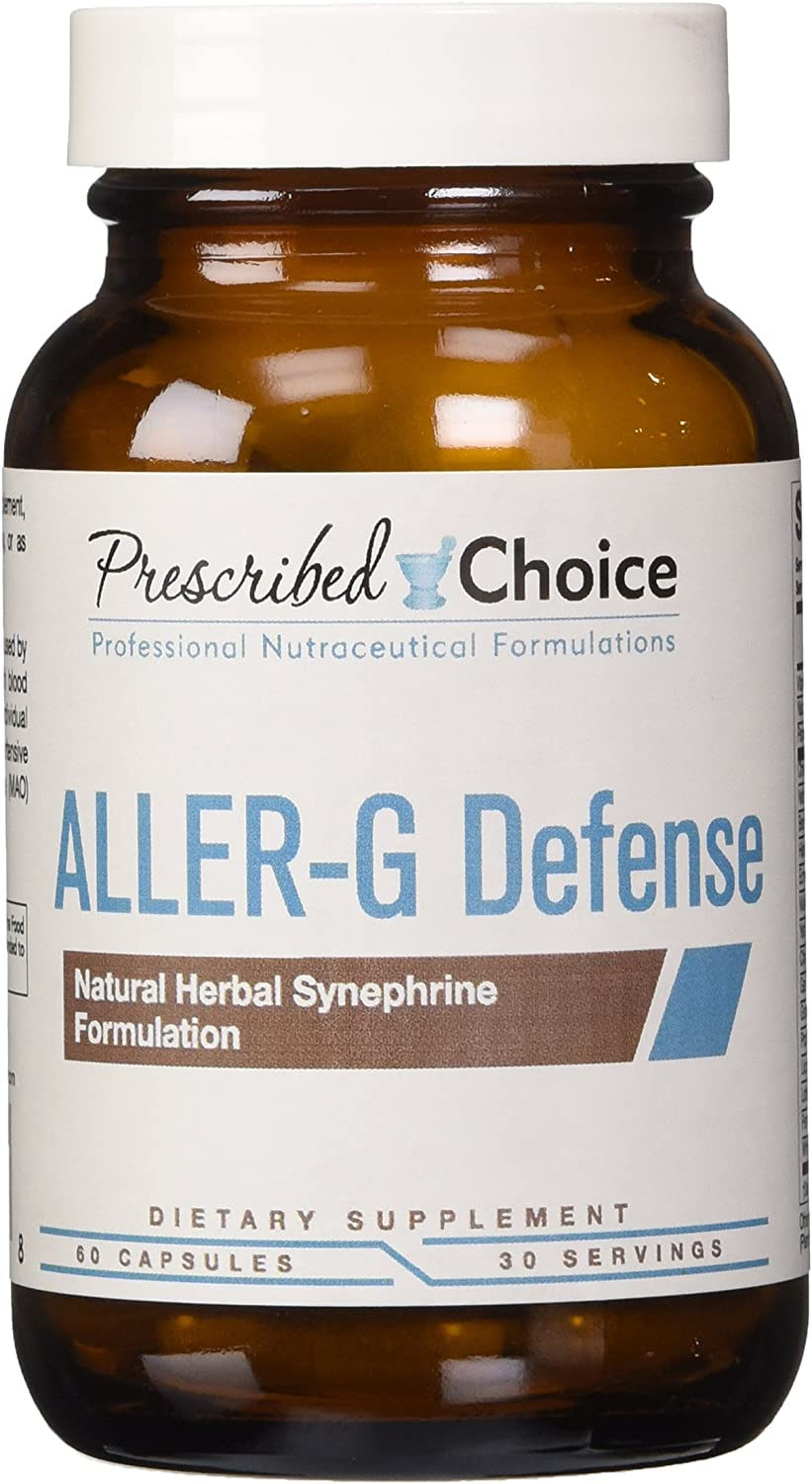 Prescribed Choice Aller-G Defense Capsules, 60 Count