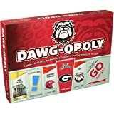 Late for the Sky University of Georgia Dawgopoly Red, Black