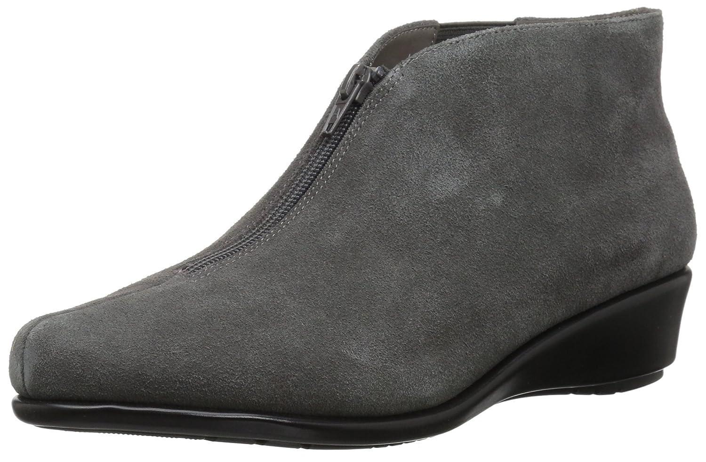Aerosoles Women's Allowance Ankle Boot B077JVZS19 7.5 M US|Dark Gray Suede