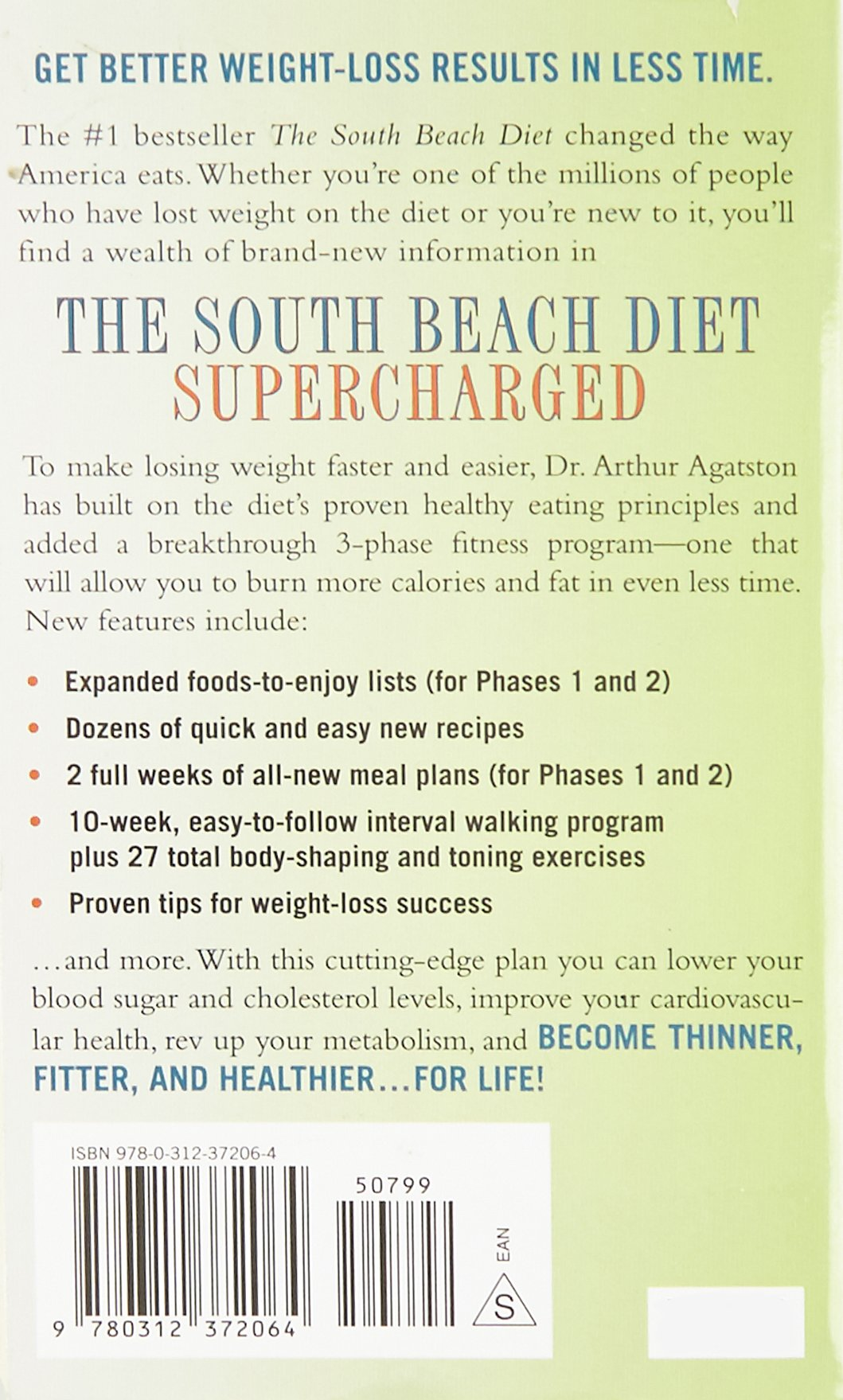 South Beach Diet Supercharged Ebook