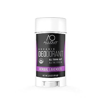 best mens deodorant for sensitive skin