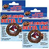 Zoo Med Floating Betta Log (Pack of 2)