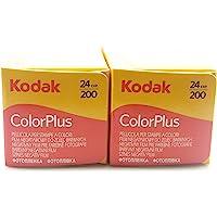 Kodak Colorplus Color Film (200 asa, 24 shots) 2 stuks