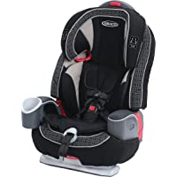 Graco Nautilus 65 LX 3-in-1 Harness Booster Car Seat (Pierce)