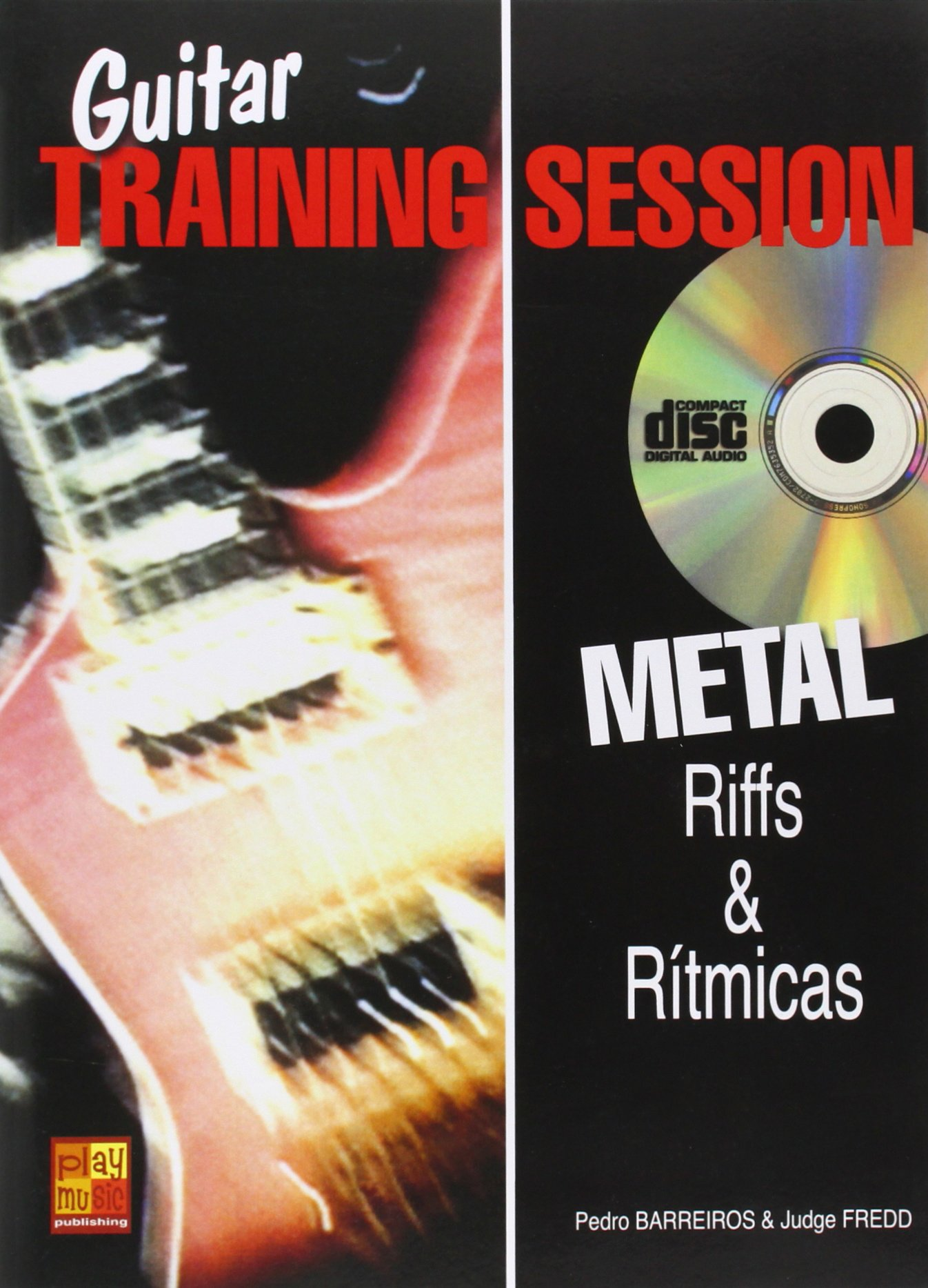 Guitar Training Session: Riff & Ritmicas Hard-Rock Play Music ...