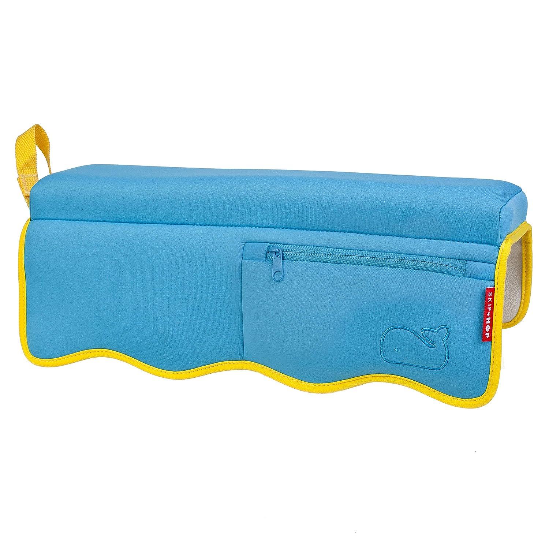 Skip Hop Moby Baby Bath Elbow Rest, Blue