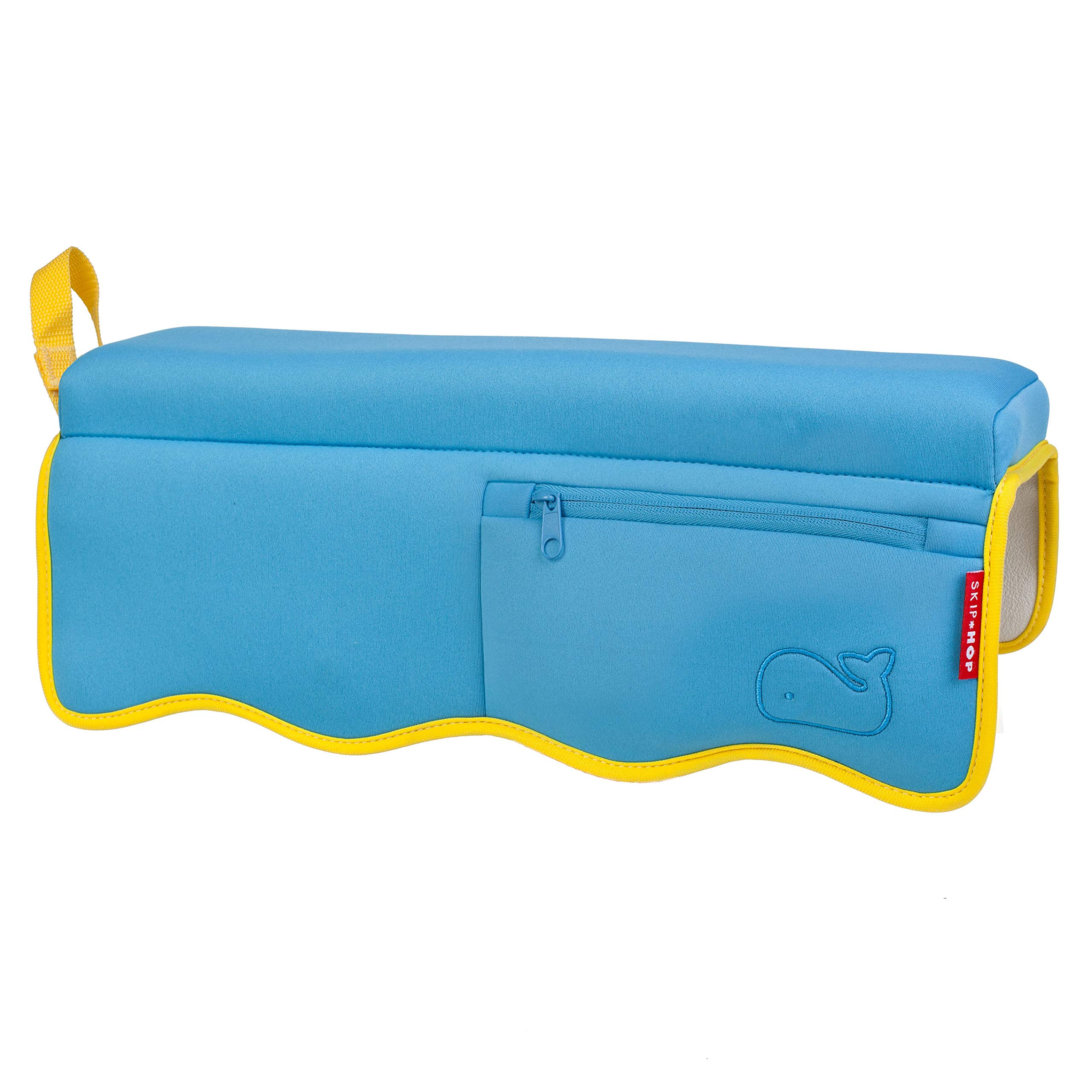 Skip Hop Moby Baby Bath Elbow Rest, Blue by Skip Hop