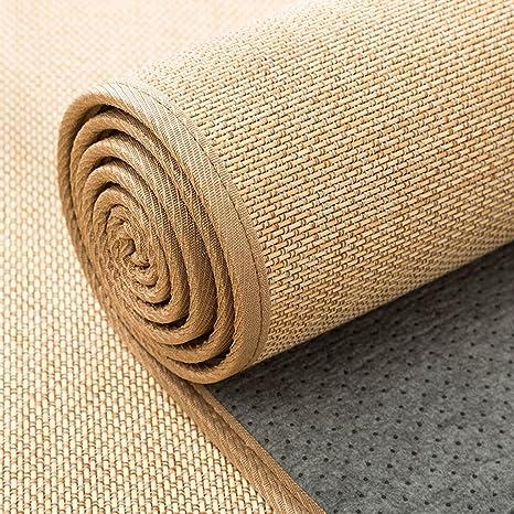 Amazon.com: gaoyang alfombrilla de bambú estilo japonés sala ...