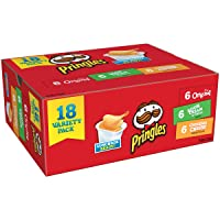 Deals on 18-Count Pringles Snack Stacks Potato Crisps Chips Variety Pack