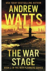 The War Stage (The War Planners Book 2) Kindle Edition