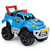 Deals on Demo Duke Crashing and Transforming Vehicle