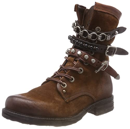 online for sale performance sportswear free shipping A.S.98 Saint14, Bottes Rangers Femme, Marron (Calvados 101 ...