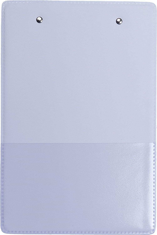 Schwarz DIN A5 Klemmbrett im 2er Pack