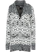 Hurley Womens GSW0000430 Mojave Sweater Cardigan