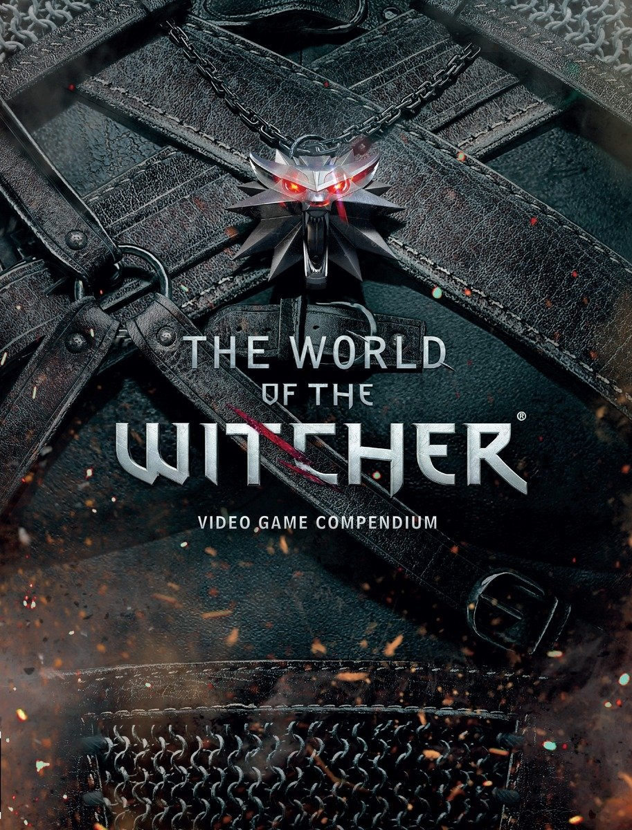 World of the witcher the amazon cd projekt red books solutioingenieria Gallery