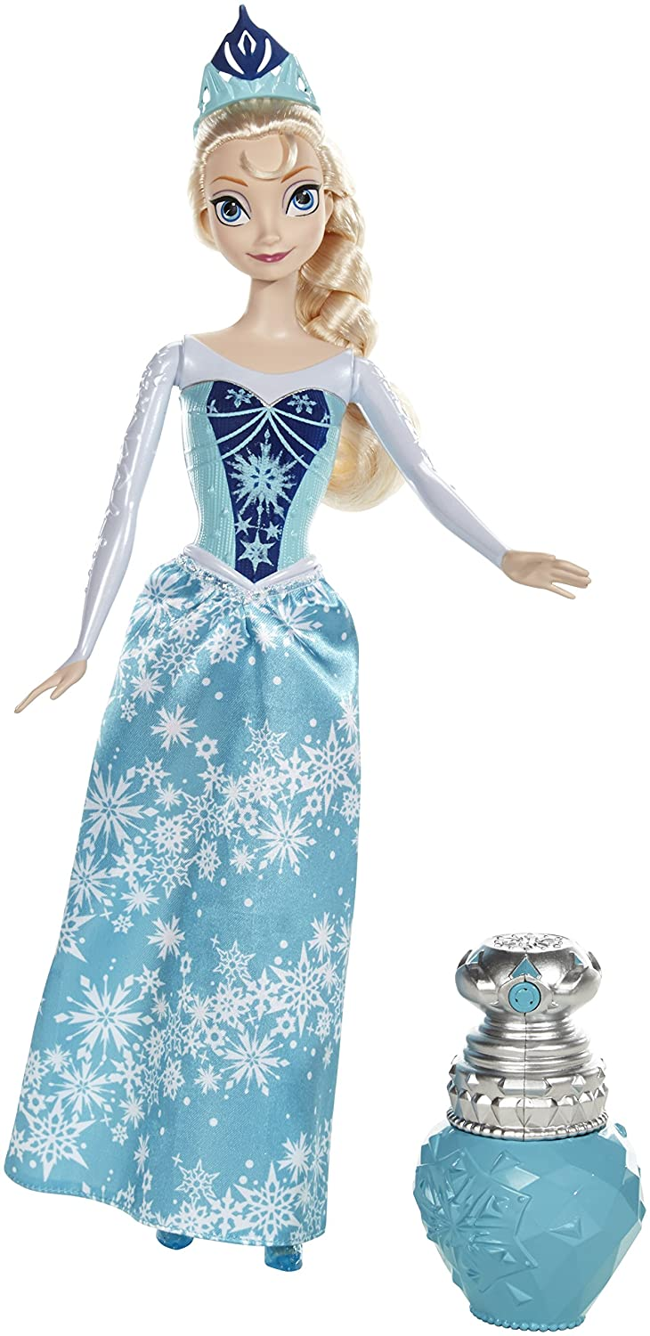 Amazon Disney Frozen Royal Color Change Elsa Doll Toys Games