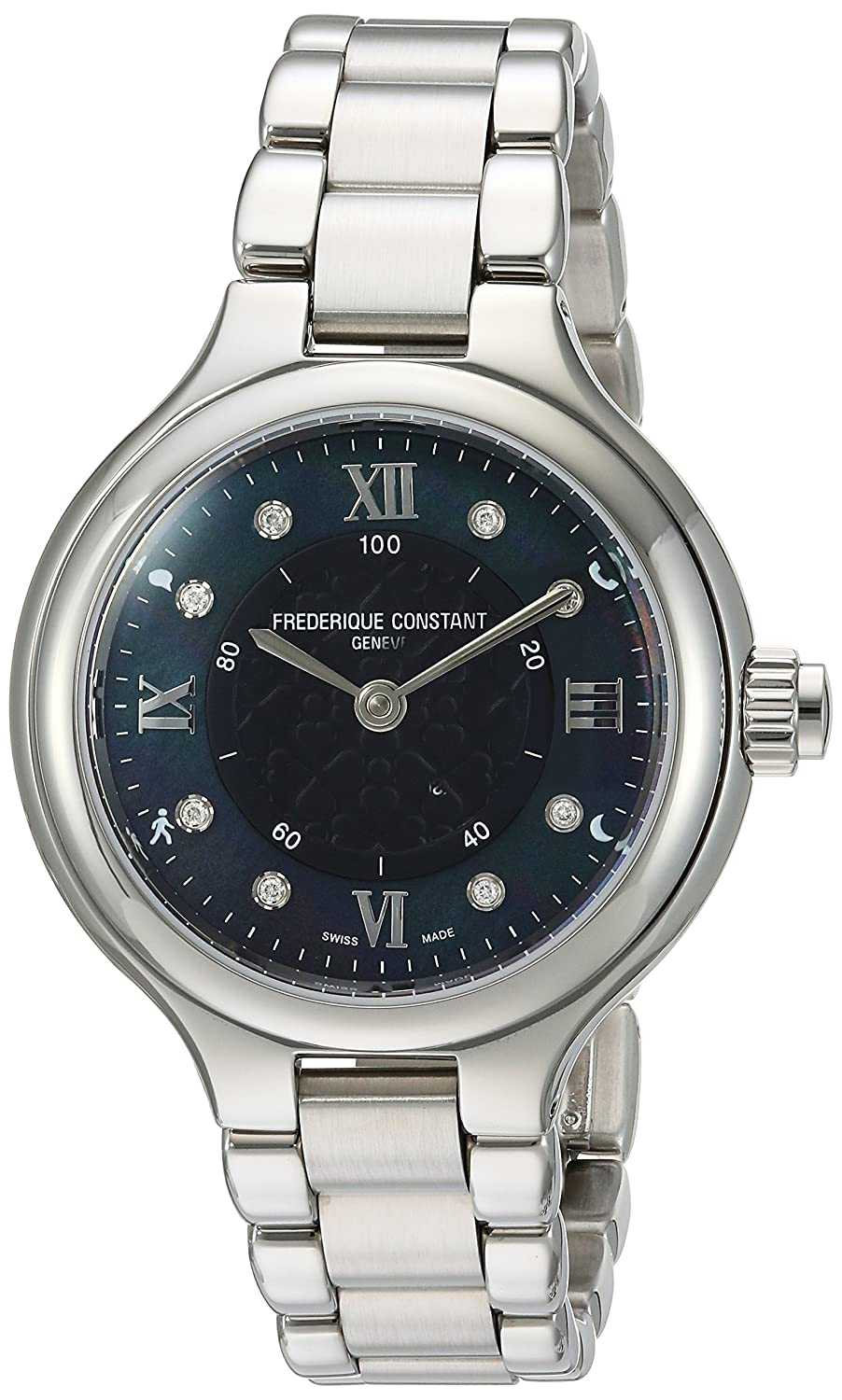 Amazon.com: Frederique Constant Womens Horological Smart ...