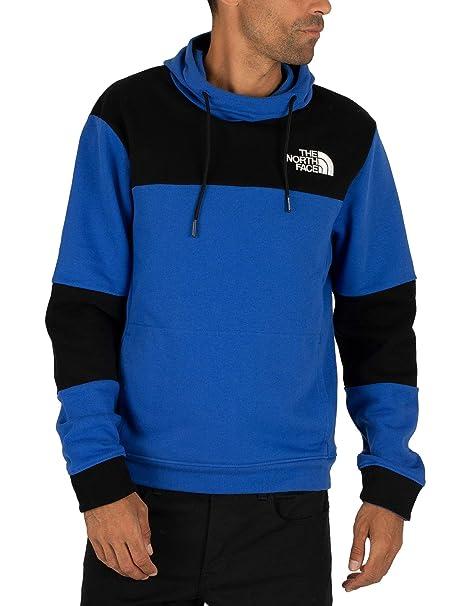 größte Auswahl an größter Rabatt populärer Stil THE NORTH FACE Men's Himalayan Pullover Hoodie, Blue: Amazon ...