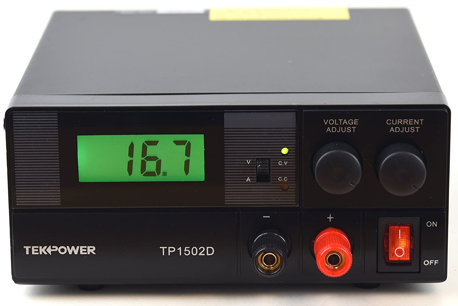 Tekpower Linear Power Supply 15v 2a Tp1502d Digital Acdc With Transformer Rectifier Smoother And Display Computers Accessories