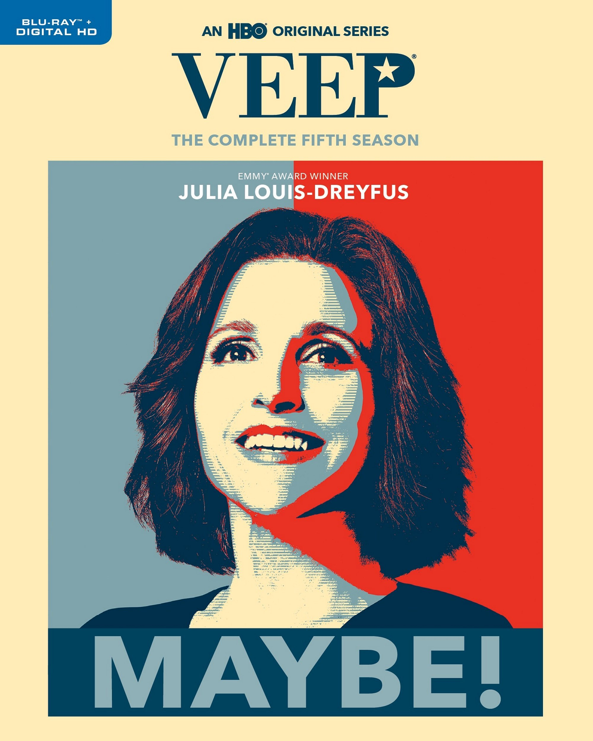 Blu-ray : Veep: The Complete Fifth Season (Ultraviolet Digital Copy, Full Frame, Digitally Mastered in HD, AC-3, Digital Theater System)