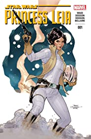 Princess Leia (2015) #1 (of 5) (Star Wars - Princess Leia) (English Edition)