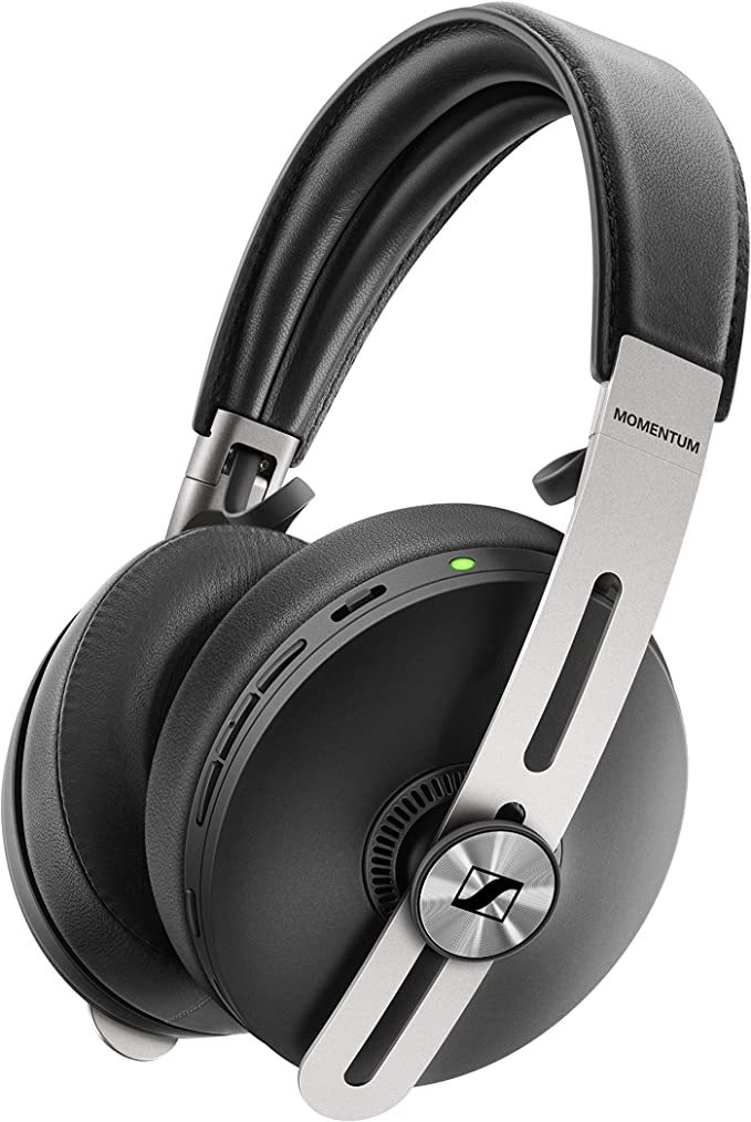 ihocon: SENNHEISER Momentum 3 Wireless Noise Cancelling Headphones with Alexa 無線降噪耳機 (Alexa語音控制)