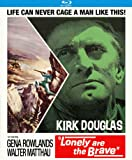Lonely are the Brave [Blu-ray]
